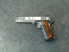 Smith & Wesson 1911 Nickel