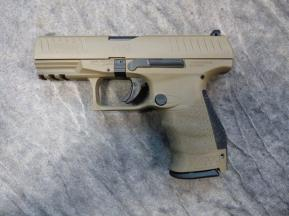 Walther PPQ M2 FDE 4""