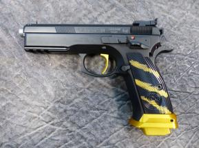 CZ 75 Shadow Gold Pro Tuning